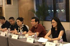 成都市政協副主席郝康理率團到訪香港四川總商會